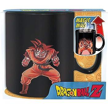 Dragon Ball Goku Kaioken Farbwechsel Tasse Original Manga