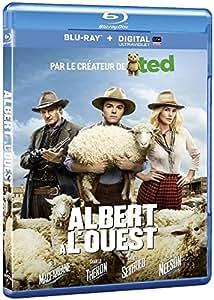 Albert à l'Ouest [Blu-ray + Copie digitale]