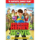 Horrid Henry: The Movie [DVD]