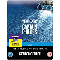 Captain Phillips - Limited Edition Steelbook