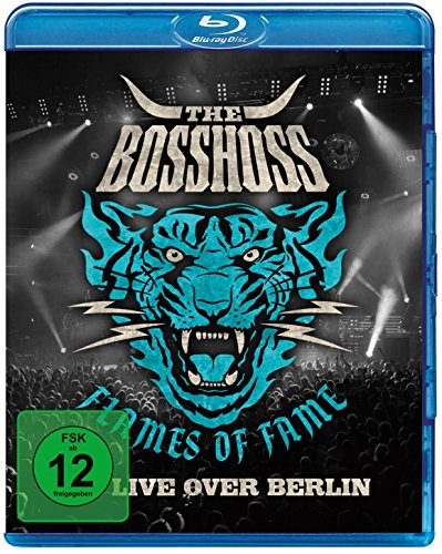 The BossHoss - Flames Of Fame / Live Over Berlin [Blu-ray]