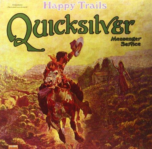 The Quicksilver Mess: Happy Trail [Vinyl LP]