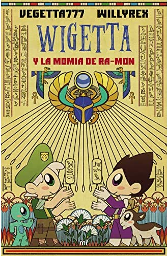 Wigetta y la momia de Ra