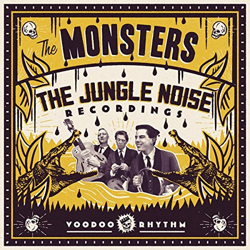 The Jungle Noise Recordings [Vinyl LP]
