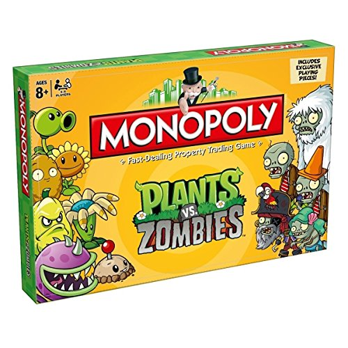 Monopoly Plants vs. Zombies