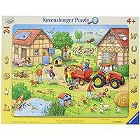 Ravensburger 06582 - Mein kleiner Bauernhof Puzzle