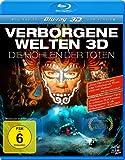 Verborgene Welten - Die Höhlen der Toten (3D Version inkl. 2D Version & 3D Lenticular Card) [3D Blu-ray]