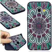 Everainy Samsung Galaxy A3 2017 Hülle Silikon Bumper Gummi Cover Hüllen für Galaxy A3 2017 Handy Handyhülle Prägen... preisvergleich bei billige-tabletten.eu