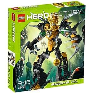 Lego hero factory 2282 jeu de construction rocka xl jeux et jouets - Lego hero factory jeux ...