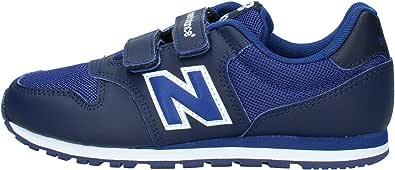 New Balance 500, Sneaker Bambino, Blu (Navy), 23.5 EU