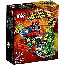 LEGO Super Heroes 76071 - Mighty Micros: Spider-Man vs. Escorpión