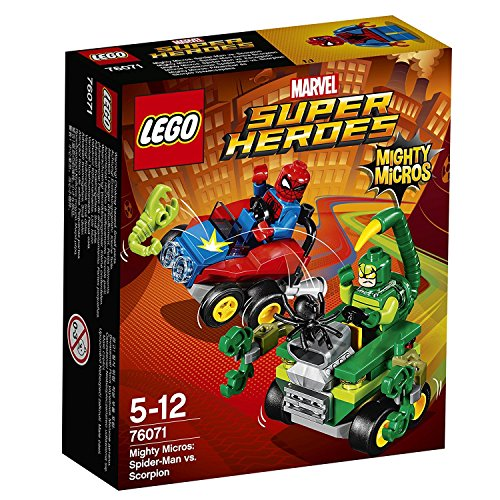 LEGO Marvel Super Heroes - Mighty Micros: Spider-Man vs....