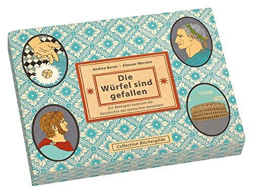 Preisvergleich Produktbild Die Würfel sind gefallen: Ein Ratespiel rund um die Geschichte der römischen Kaiserzeit