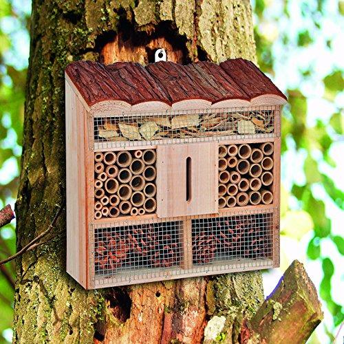ROLLER Insektenhotel – natur - 3