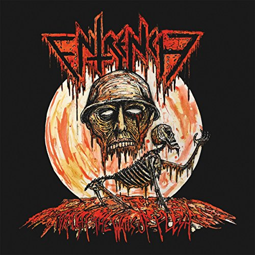Entrench: Through the Walls of Flesh (Audio CD)