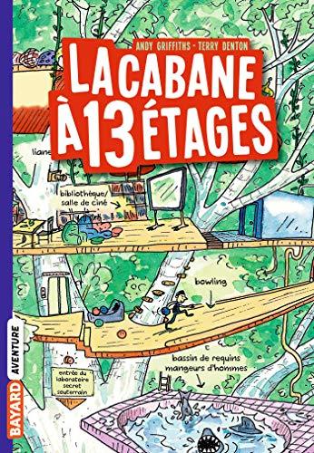 La Cabane à 13 étages poche , Tome 01
