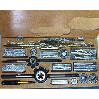 New BSW Tippen sterben Set 1/10,2cm–3/10,2cm Box 32PCS SET–British Standard Whitworth