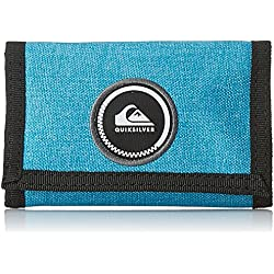 Quiksilver Brilliant Blue Men's Wallet (EQYAA03293-BNL0/M)