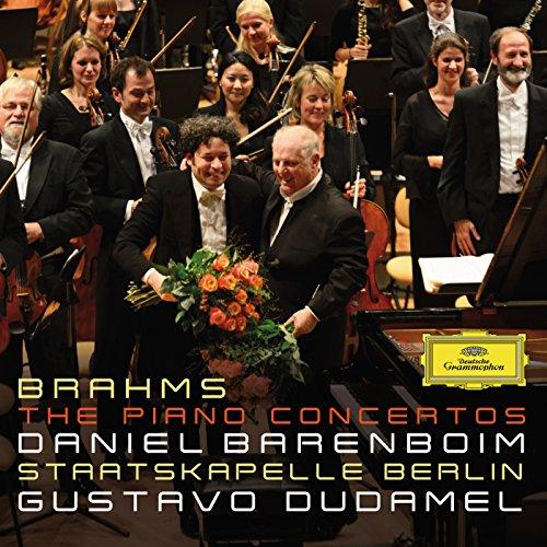 Brahms: The Piano Concertos Test