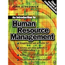Introduction to Human Resource Management, An