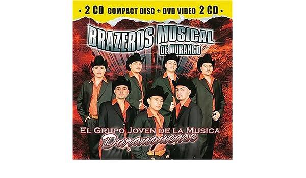 Grupo Joven Duranguense Brazeros Musical Amazonde Musik