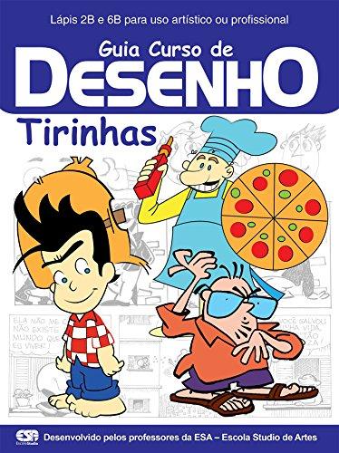 Guia Curso de Desenho - Tirinhas Ed.01 (Portuguese Edition) - 01 Tinte