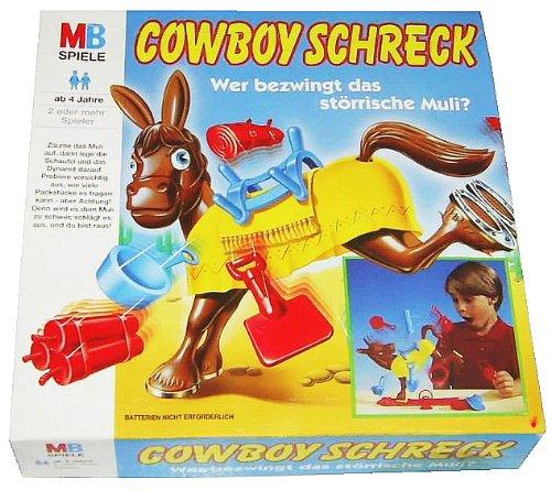 Preisvergleich Produktbild MB Cowboy-Schreck