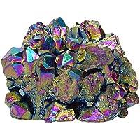 Harmonize Reiki Healing Kristallregenbogen Titannitriert Cluster Specimen Natur preisvergleich bei billige-tabletten.eu
