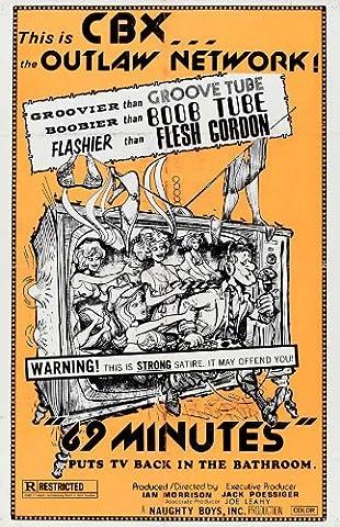 69 Minutes Affiche du film Poster Movie 69 procès (11 x 17 In - 28cm x 44cm) Style A
