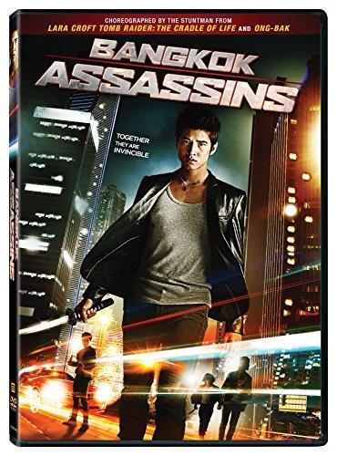 Bangkok Assassins [DVD] by Abid