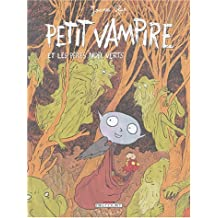 Petit Vampire (6) : Petit Vampire et les Pères Noël verts