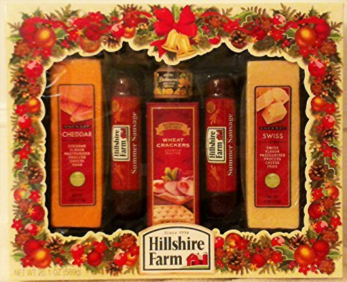 hillshire-farm-sausage-cheese-holiday-sampler-gift-set-201-oz-by-hillshire-farm