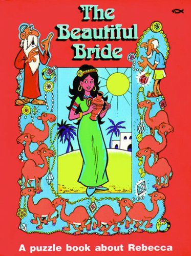 The beautiful bride : a puzzle book about Rebecca