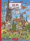 Ulm wimmelt. Zwischen Münster, Stadthaus, Donauufer und Neu-Ulm: überall quirliges Gewimmel. Neues entdecken und Altbekanntes wiederfinden. Ein Wimmelbuch für die ganze Familie.
