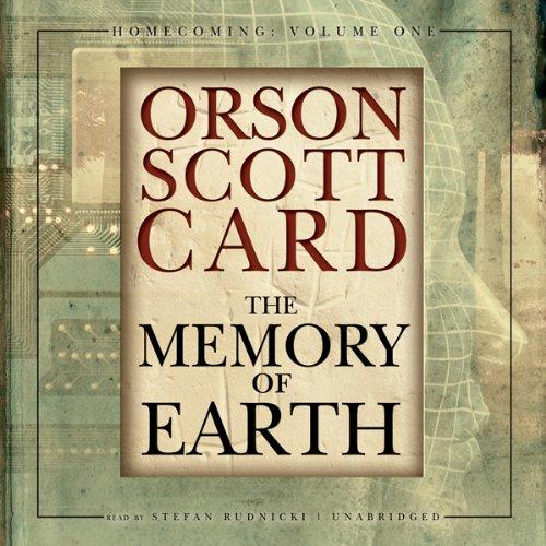 The Memory of Earth  Audiolibri