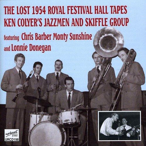 Lost 1954 Royal Festival Hall