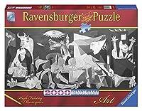 Panorama: Guernica - Puzzle 2000 Pezzi.I puzzle Ravensburger sono un perfetto modo per rilassarsi dopo una lunga giornata o per divertirsi in famiglia in un giorno di pioggia.Dimensione Puzzle: 132 x 61 cm.Dimensione Scatola: 30 x 43 x 6 cm. ...