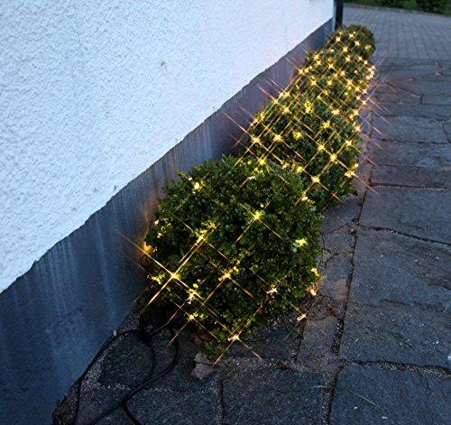 Best Season 491-20 System 24 LED-Net 1 x 1 m, 42-L - Extra, warm weiß