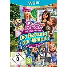 Barbie Und Ihre Schwestern: Die Rettung Der Welpen [Importación Alemana]