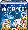 Educa - 16036 - Jeu De Voyage En Europe