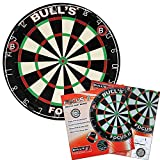 Bull´s FocusII Bristle Dart Board 45,5cm
