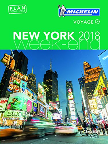Descargar Libro Guide Vert Week-End New York Michelin de Michelin
