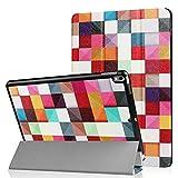 HBorna Funda para Apple iPad Pro 10.5 Case Cover con [Auto Sueño/Estela], Smart Carcasa Funda iPad Pro 10,5 Pulgadas 2017 New Tablet Case Cover, Cubo de Rubik