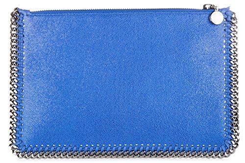 stella-mccartney-pochette-handtasche-damen-tasche-clutch-neupurse-falabella-blu