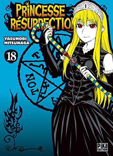 Princesse Résurrection T18 par Yasunori Mitsunaga