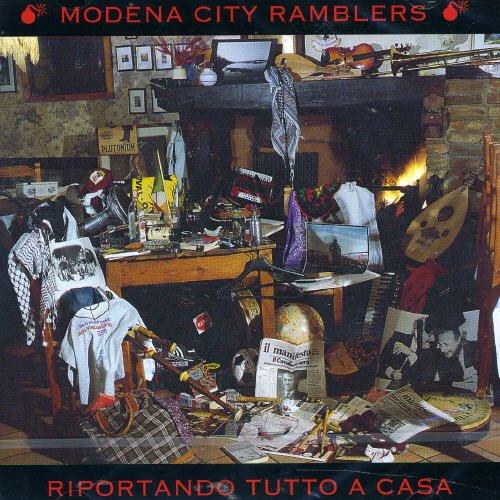 Riportando Tutto a Casa Modena City Ramblers