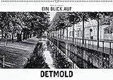 Ein Blick auf Detmold (Wandkalender 2018 DIN A2 quer): Ein ungewohnter Blick auf Detmold in harten Schwarz-Weiß-Bildern. (Monatskalender, 14 Seiten ) ... [Apr 11, 2017] W. Lambrecht, Markus - Markus W. Lambrecht