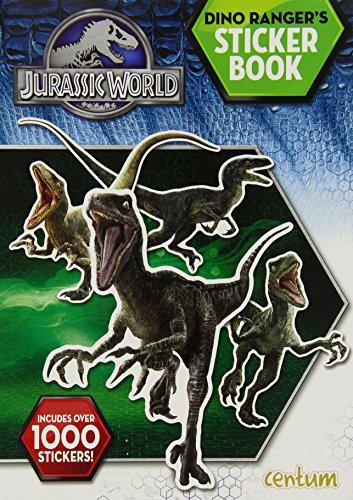 Jurassic World: Mega Sticker Book por Centum Books Ltd