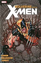 Wolverine & the X-Men by Jason Aaron Volume 8 by Jason Aaron (May 20,2014)