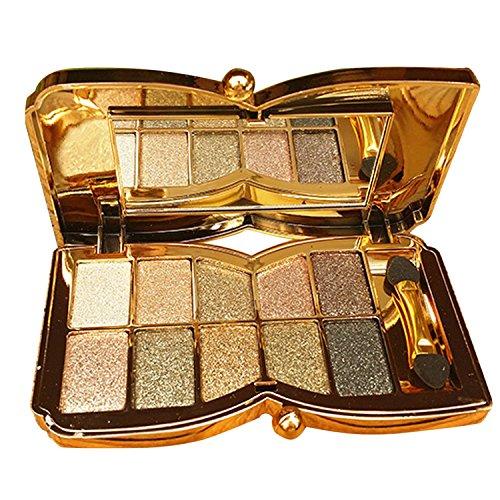 10-colori-diamond-shining-ombretto-tavolozza-trucco-cosmetici-foundation-eye-shadow-palette-con-bifa